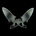 Тычковые ножи | Сажа