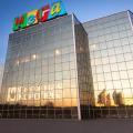 ТЦ Мега Белая Дача — 303 000 м²