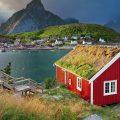 Норвегия — 7.3