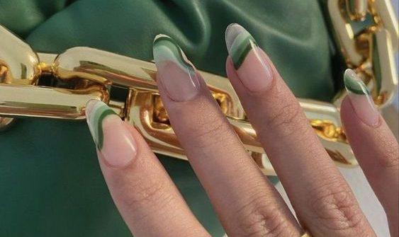 самых красивых дизайнов ногтей 2021