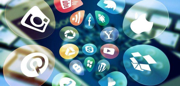 cамых популярных социальных сетей в мире 2021