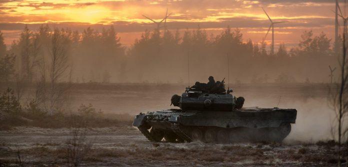 самых сильных танков в мире 2021