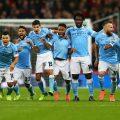 Манчестер Сити — 35 (баллов УЕФА)