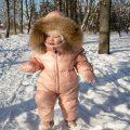 Зимние комбинезоны для детей