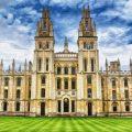 Оксфордский университет (Великобритания) — 93.3