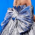Платье в стиле максимализм