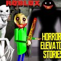 The Horror Elevator
