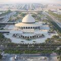 Аэропорт Король Фахд — 776 км²