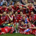 Бавария — 27 (баллов УЕФА)