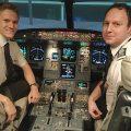 Пилот авиакомпании — от 250 000₽ до 550 000₽
