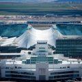 Аэропорт Денвера в США — 140 км²