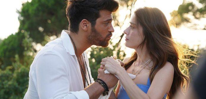 турецких сериалов, где парень издевается над девушкой, а потом влюбляется в нее