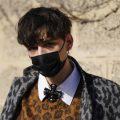 Черные маски для лица