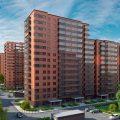 Г. Клин, ЖК «Новый Клин» — от 1,1 до 2,3 млн ₽ за однокомнатную квартиру