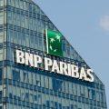 BNP Paribas, актив — $2763 млрд