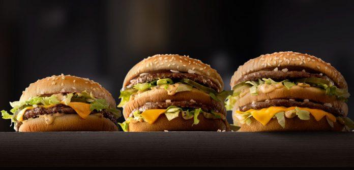 самых вкусных бургеров в Макдоналдс 2021