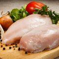 Мясо куриное — 63% (процент суточной потребности витамина в 100 г.)
