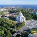 Кронштадтский район — ₽110 000 м²