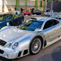 Mercedes-Benz CLK GTR (1998) — 4,1 млн. €