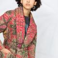 Пальто в народном стиле