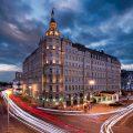Отель Балчуг Кемпински, 5*, Москва — 165 500 ₽ за люкс «Красная площадь»