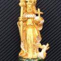 Статуэтка утраченной короны короля Генриха VIII: $2,8 миллиона. Была обнаружена около пруда в Нортгемптоншире, Англия