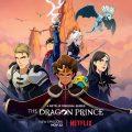Принц драконов — 7,7 (Кинопоиск)