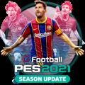 eFootball PES 2021 SEASON UPDATE (14,824 макс за сутки)