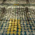 Золотые и серебряные монеты (Проект Black Swan): $500 миллионов. Найдены у берегов Португалии в затонувшем испанском фрегате.