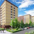 Г. Ногинск, ЖК «Истомкино Парк 2» — от 1,2 до 1,9 млн ₽ за однокомнатную квартиру