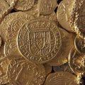 Золотые монеты испанского флота: $4,5 миллиона. Обнаружены у побережья Флориды
